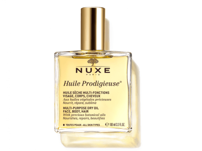 NUXE HUILE PRODIGIEUSE VIS/CORPS/CHE 100 ML